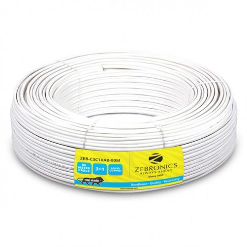 ZEB-C3C1XAB-90M - CCTV Cables
