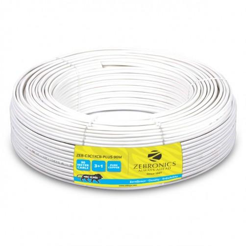ZEB-C3C1XCB-PLUS-90M - CCTV Cables
