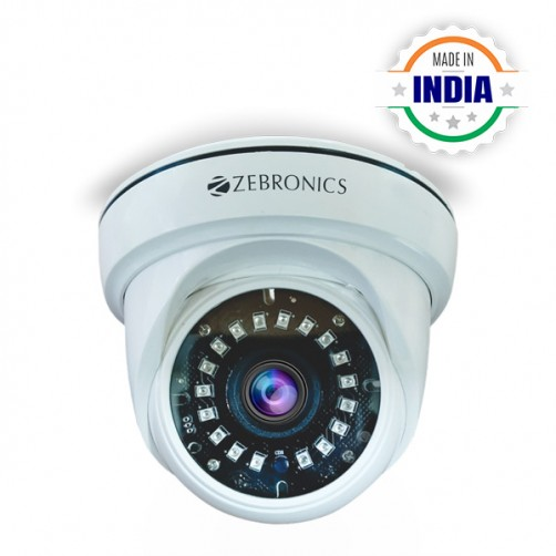ZEB-AHF2PD18L20M - 3 in 1 Dome Camera