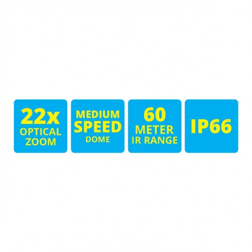 ZEB-IP2MSD22X60M - IP PTZ