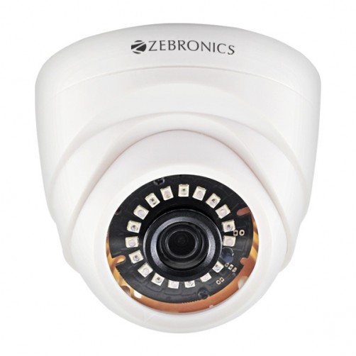 ZEB-AHF1.3PD18L20M - 4 in 1 Dome Camera