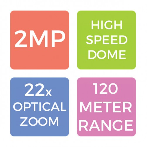 ZEB-IP2HSD22X120M - IP PTZ