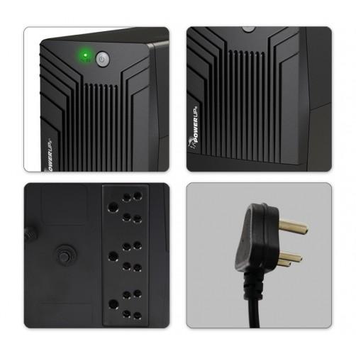 ZEB-MLS750 - UPS with Micro Load Sense system